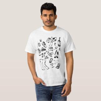 毎日の目的 Tシャツ