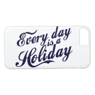 毎日は休日です iPhone 8/7ケース
