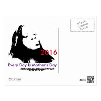 毎日は母の日です ポストカード