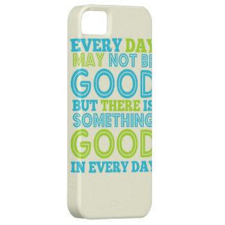 毎日よいがあるよろしいです iPhone SE/5/5s ケース