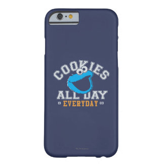 毎日クッキーモンスター BARELY THERE iPhone 6 ケース