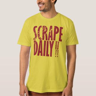 毎日スクレープ Tシャツ
