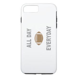 毎日フットボール1日中 iPhone 8 PLUS/7 PLUSケース