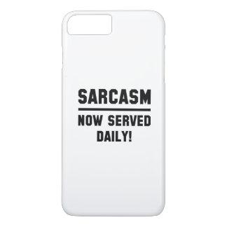 毎日役立つ皮肉今 iPhone 8 PLUS/7 PLUSケース