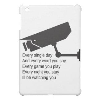 毎日私は見ています iPad MINIカバー