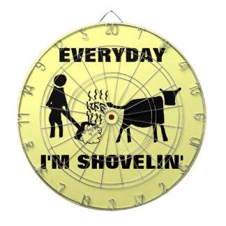 毎日私はshovelinの生命です ダーツボード