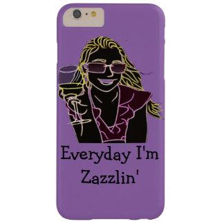 毎日私はZazzlinです Barely There iPhone 6 Plus ケース