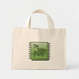 毎日PWNのバッグ ミニトートバッグ