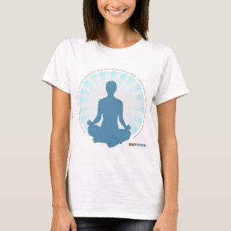 """毎日WORD®の""""内部の平和"""" Tシャツ"""