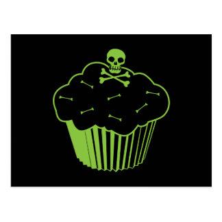 毒カップケーキ ポストカード