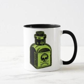 毒ボトル マグカップ