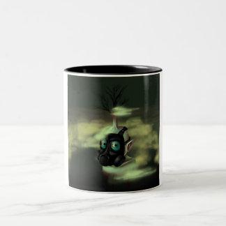 毒マグの海 ツートーンマグカップ