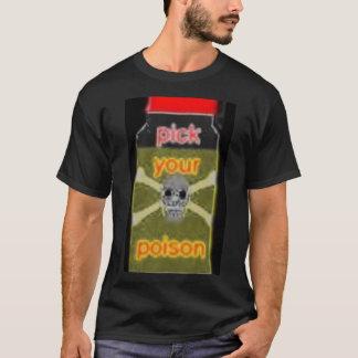 毒ロゴ Tシャツ