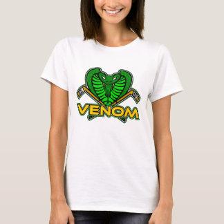 毒液の女性のTシャツ Tシャツ