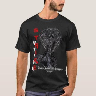 毒液の殴打 Tシャツ