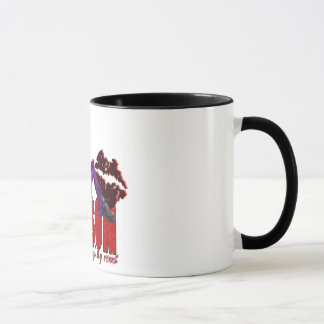 毒-信号器のマグ マグカップ