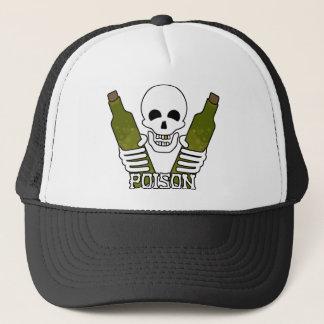 """""""毒""""帽子 キャップ"""