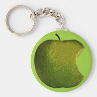 毒Apple キーホルダー