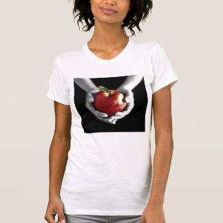 毒Apple Tシャツ