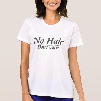 毛は気になりません Tシャツ