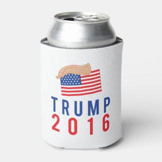毛を搭載する大統領2016年のためのドナルド・トランプ 缶クーラー