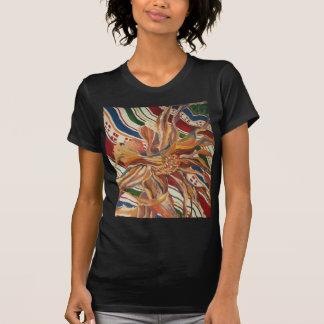 毛布の花 Tシャツ