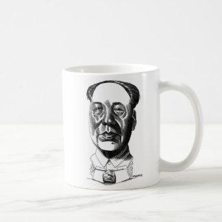 毛沢東のマグ コーヒーマグカップ