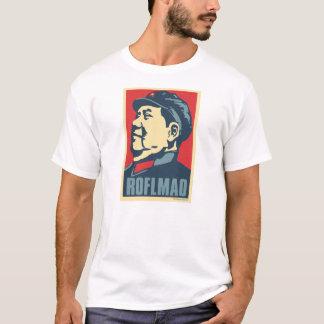 毛沢東- ROFLMAO: OHPのTシャツ Tシャツ