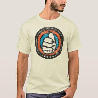 毛深い動物T Tシャツ
