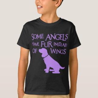 毛皮との天使 Tシャツ