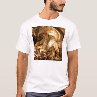 毛皮の場所 Tシャツ