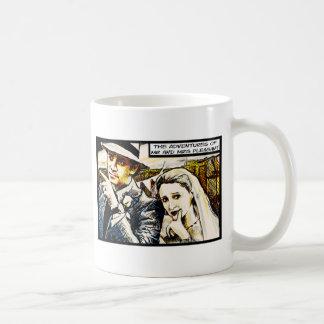 氏および夫人Pleasantの冒険 コーヒーマグカップ