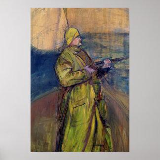 氏のモーリスJoyant 1900年ポートレート ポスター