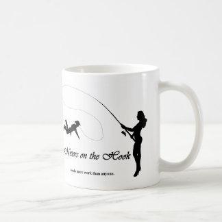 氏の巻き込まれるマグ コーヒーマグカップ
