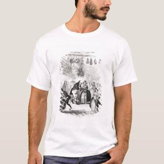 氏のWardle'sクリスマスイブ Tシャツ