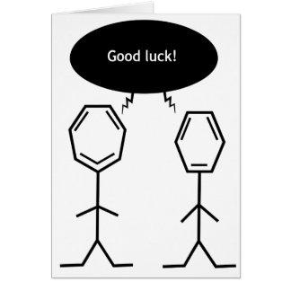 氏ベンゼン幸運! カード