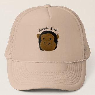 氏悩みおもしろいおよびファンキーな帽子およびバイザー キャップ