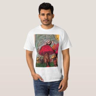 氏鳥 Tシャツ