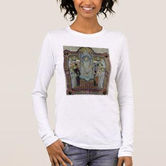 氏501 St.ベネディクト(子牛皮紙) Tシャツ