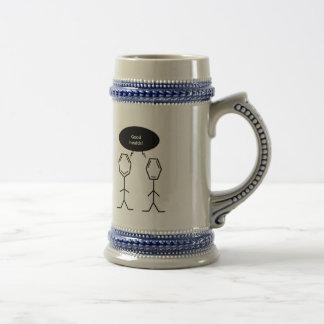 氏 ベンゼン よい 健康 ビール ジョッキ マグカップ
