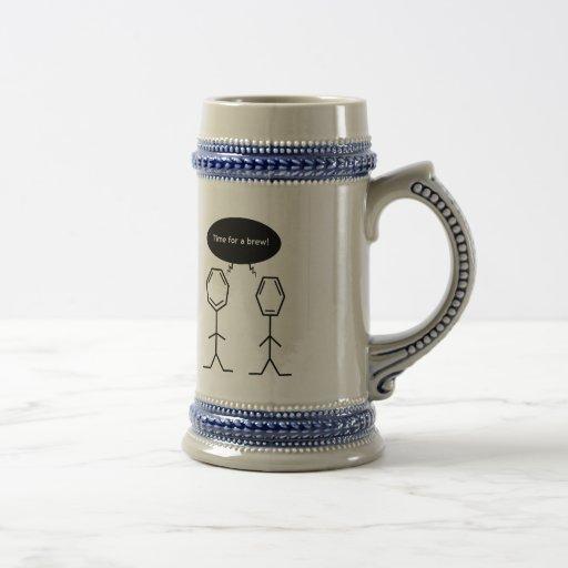 氏 ベンゼン 醸造物 時間 ビール ジョッキ コーヒーマグカップ
