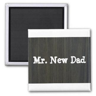 氏。 新しいパパの磁石 マグネット