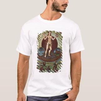 氏Lat。 「De Sphaera」からの209 f.9v金星、c.1470 Tシャツ