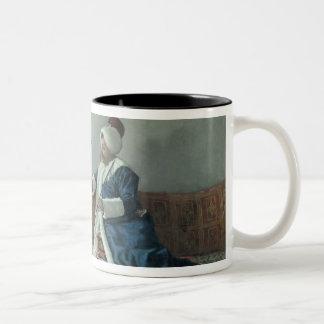 氏Levettおよびマドモアゼルヘレン ツートーンマグカップ