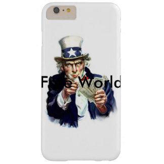民主主義社会 BARELY THERE iPhone 6 PLUS ケース