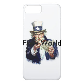 民主主義社会 iPhone 8 PLUS/7 PLUSケース