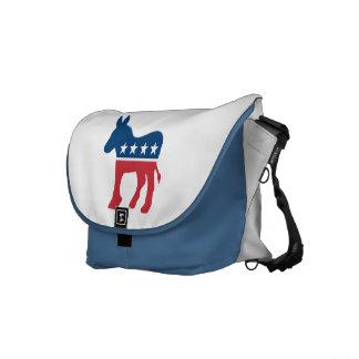 民主党のろば メッセンジャーバッグ