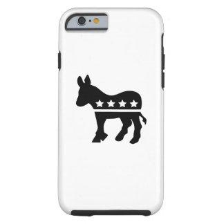 民主党のピクトグラムのiPhone6ケース ケース