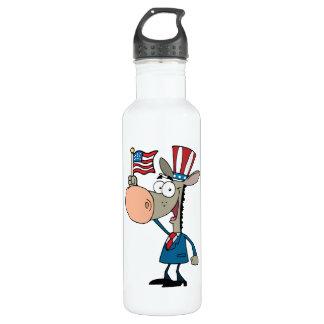 民主党の愛国者 ウォーターボトル
