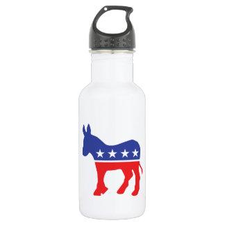 民主党員のろば ウォーターボトル